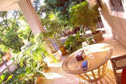 Ingrid's balcony