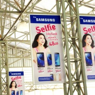 Lao is a big selfie-nation...