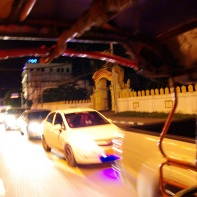 Nocturnal Tuktuk ride