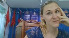 bored work selfie :D