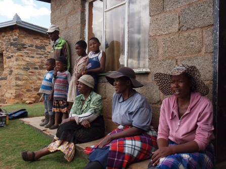 some of the people of Ha Machakela