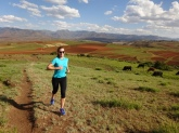 Some trailrunning around Malealea