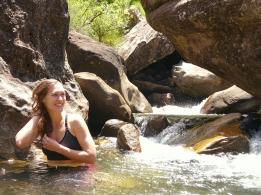 Refreshing pool-action!