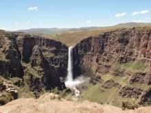 Maletsunyane Waterfall