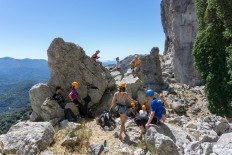 rock climbing camp
