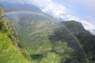 The perfect rainbow